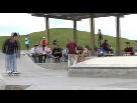 Volcom WITP @ Barry Curtis Skatepark