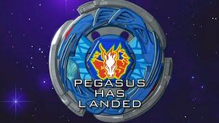 Beyblade Metal Fusion Episode 1 (PEGASUS HAS LANDED)