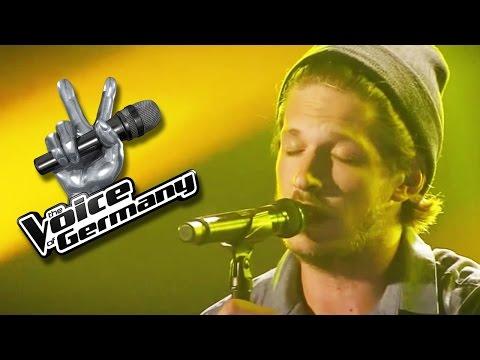 A Natural Man - Rod Stewart | Jesper Jürgens | The Voice 2012 | Blind Audition