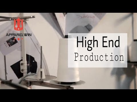Excellent Clothing Manufacturing Culture_Top Manufacturer ApparelWin