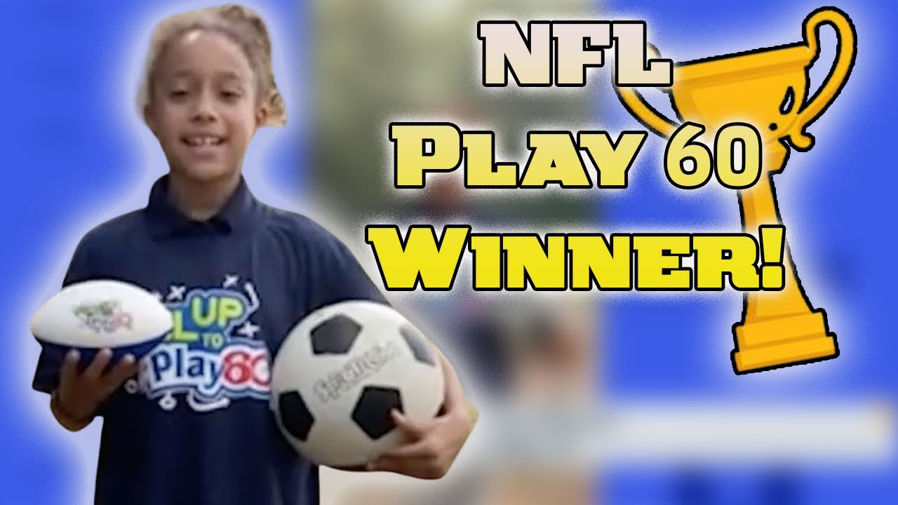 Your NFL Play 60 Super Bowl winner!