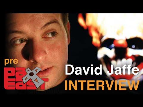 Interview w/ David Jaffe, Creator of God of War & Drawn To Death