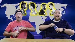 Logan and Jake Paul versus KSI and Deji Fight predictions!