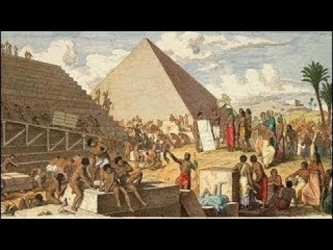 Secrets of The Pyramid Builders of Ancient Egypt Documentary