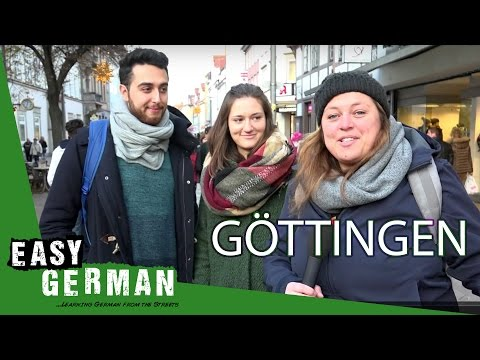 Göttingen | Easy German 171