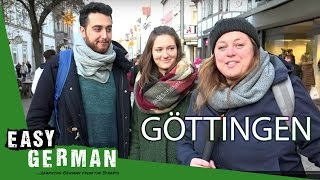 Göttingen   Easy German 171