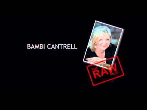 Breakfast with Bambi Cantrell USA - The Raw Files Interviews by Ashford Daly Photography in the UK.