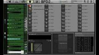 BFD2 - MIDI Mapping