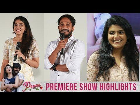 Penne - New Telugu Short Film Premiere Show Highlights | Film by Sameer | Klaprolling