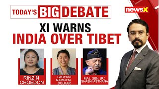 Xi Warns India Over Tibet | Time To Drag China To UNSC? | NewsX