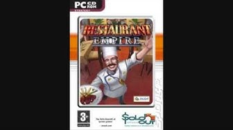 Restaurant Empire (Menu Music)