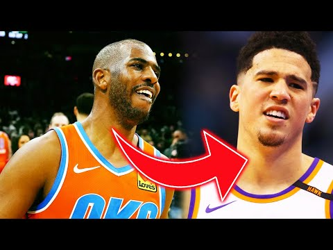 Chris Paul Getting Traded To The Phoenix Suns Has SCARY Consequences