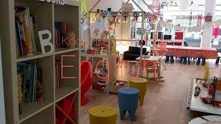 Kool Kids. Centro de inglés exclusivamente adaptado para niños en Gijón (Asturias)