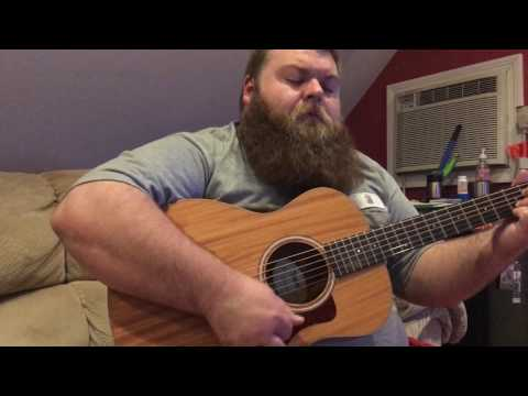 Broken Window Serenade - Whiskey Myers (Justin Pruitt cover)