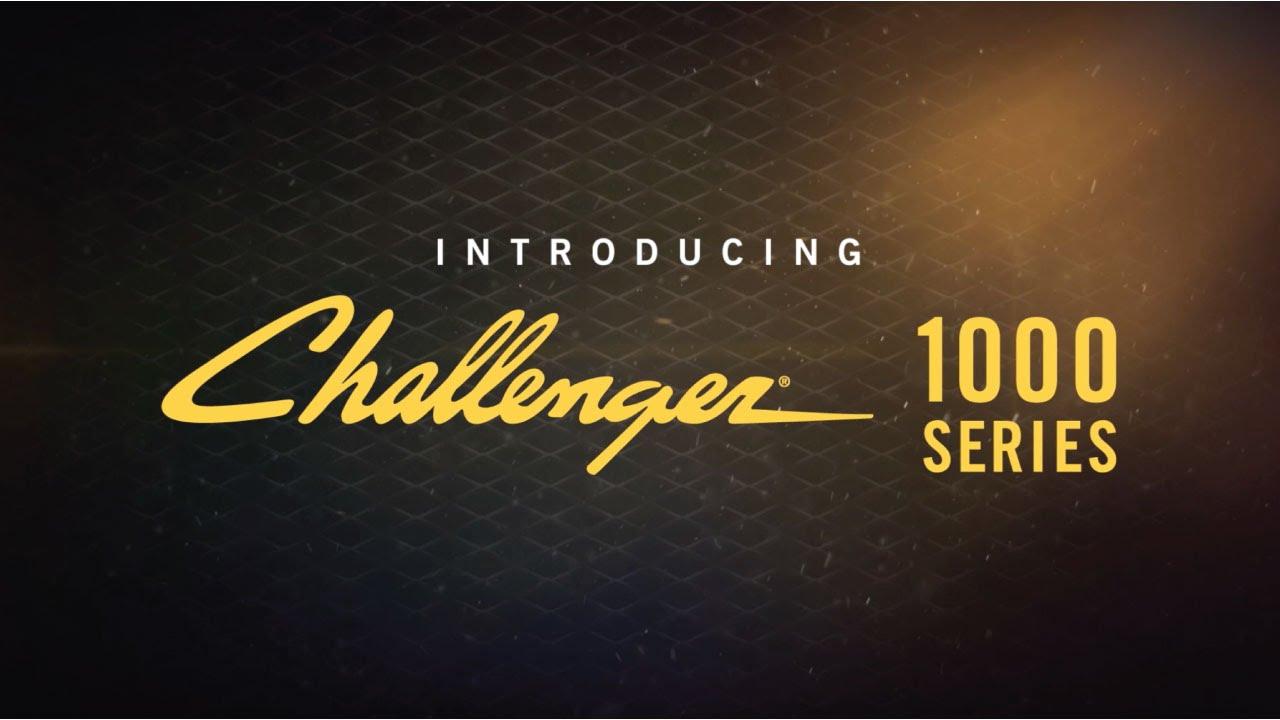 Challenger 1000 Series High Horsepower Row Crop Tractor