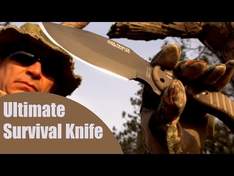 The Ultimate Survival Knife