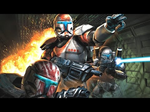 STAR WARS: Republic Commando All Cutscenes (Game Movie) PC 1080p 60FPS