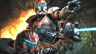 STAR WARS: Republic Commando All Cutscenes (Game Movie) PC 1080p 60FPS