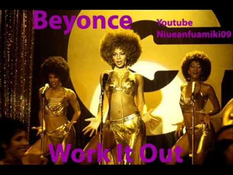 Beyonce Knowles (Foxxy Cleopatra) - Work It Out