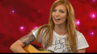 Linda Eriksson - Keep going -  Idol 2010 Sweden - HD