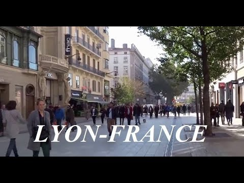 Europe Express/Streets Of Lyon (France) Part 5