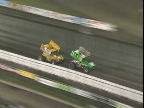Knoxville Raceway - August 9, 2006 A Main