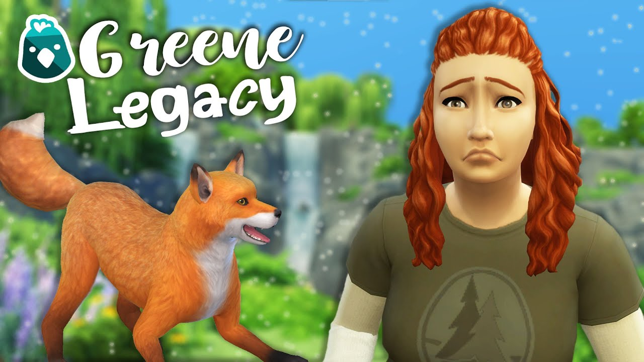 A Lost FOX Wanders Into the Cottage?! 🦊 Greene Legacy: Cottage Escape • #9