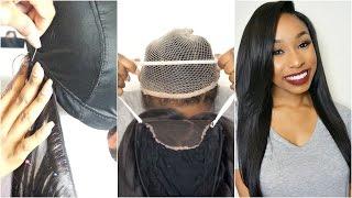 Start to Finish Full Wig Tutorial | Aliexpress Stema Hair