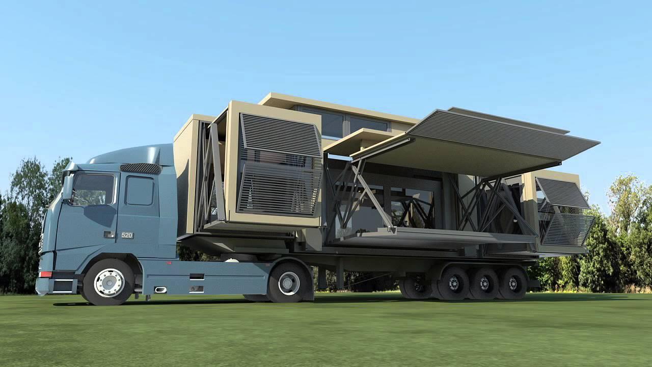 Ten Fold Mobile Home