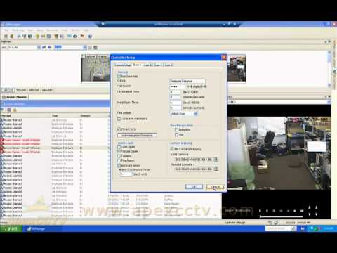 Video Demo: Access Control System Software Features