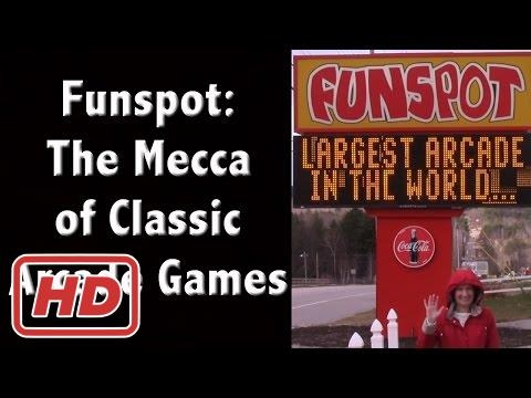 FunSpot - The Largest Video Game Arcade in the World - New Hampshire Tourism