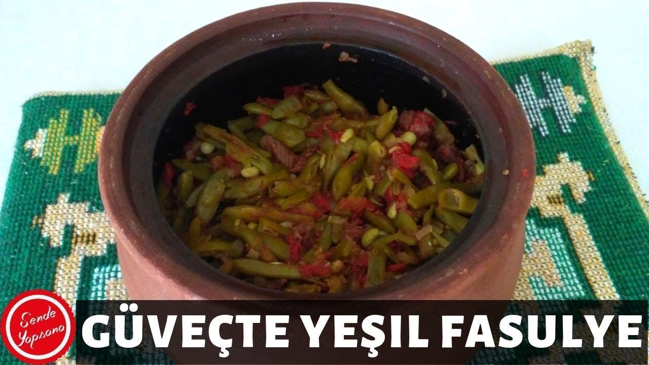 Etli Yeşil Fasulye Yemeği Tarifi-Yaz Yemekleri