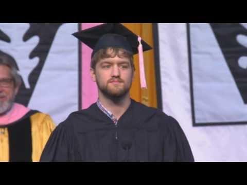 Vanderbilt Alma Mater sung by Ben Tieslau