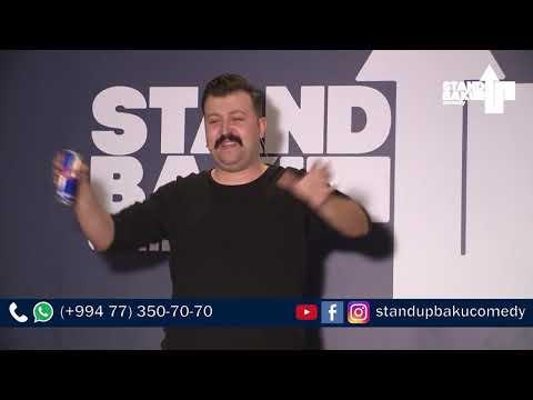 Erkin Ergin  (Stand UP Baku 25-ci şou)