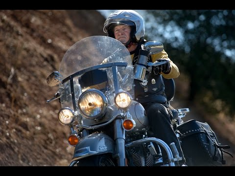 Motorcyclists Aging Gracefully
