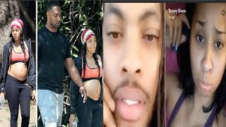 Angela Simmons Husband's SIDECHICK puts him on BLAST!/update on Waka & Tammy's Breakup