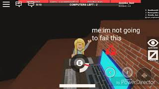 Me playing roblox T.T|| Read the deskripse