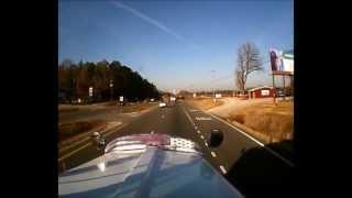 Stupid Dump Truck Driver