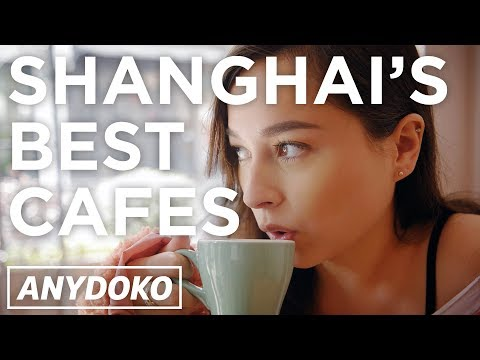 The best coffee and cafés in Shanghai!