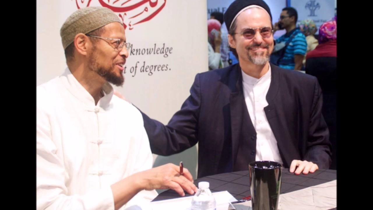 Imam Zaid Shakir on Shaykh Hamza Yusuf - YouTube