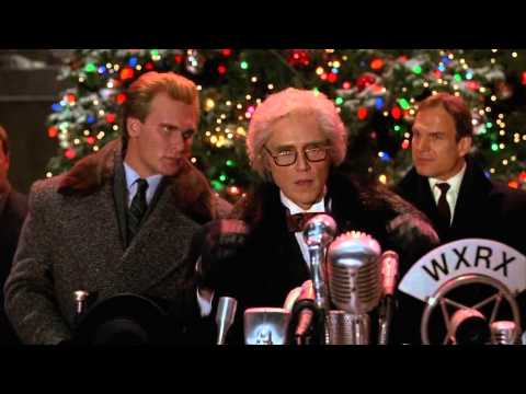 Batman Returns  Max Shreck Christmas Speech