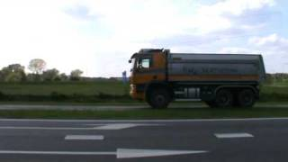Ginaf Dumptruck (Small,Little off/on highway dutch mining Truck)