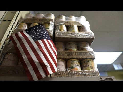 Trump's Food Aid Cuts Threaten 'Suffering & Hunger' Across U.S.
