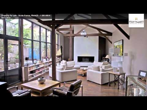 Property For Sale - Ile-de-france, FRANCE - 1 595 000 €