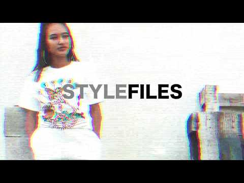 Style Files feat. Abcde in Stüssy