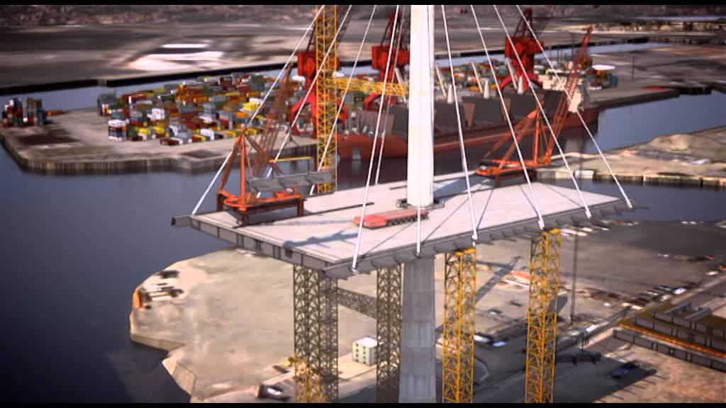 Gerald Desmond Bridge Long Beach