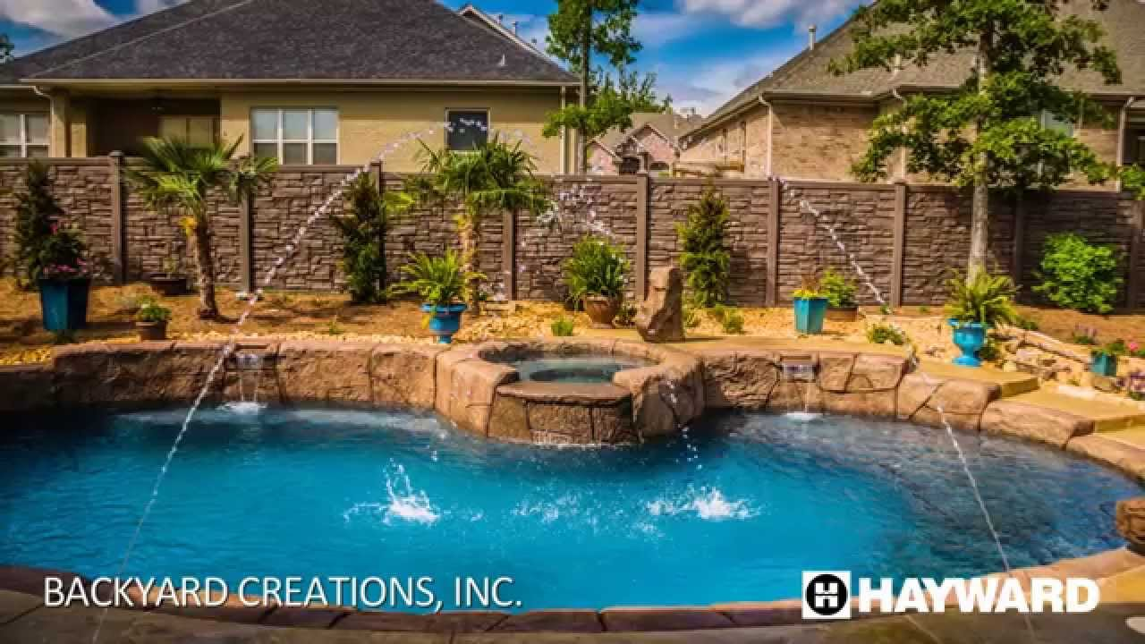 Backyard Creations, Inc., Little Rock Pool Builder, About