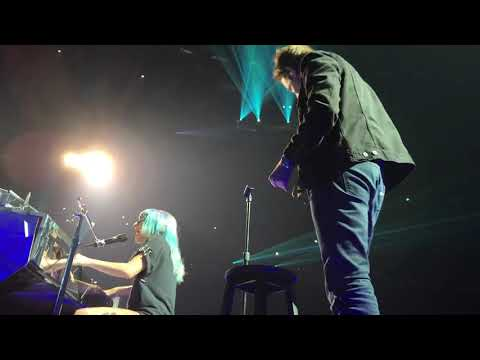 Lady Gaga And Bradley Cooper Singing Shallow Live Park Theater Enigma Full Video