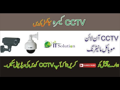 cctv meaning in urdu