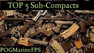 ТОП 5 приховати нести суб-компактних пістолетів з запобіжника я використовував в минулому